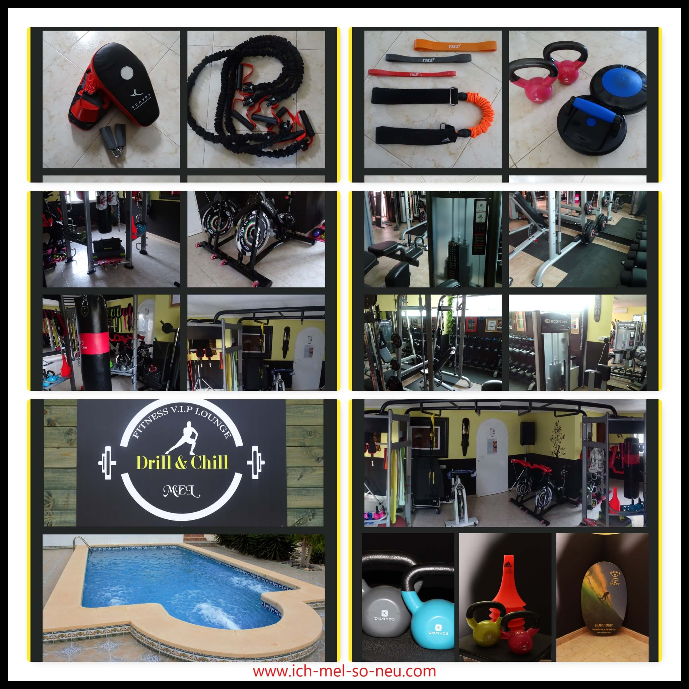 Fitness VIP Lounge
