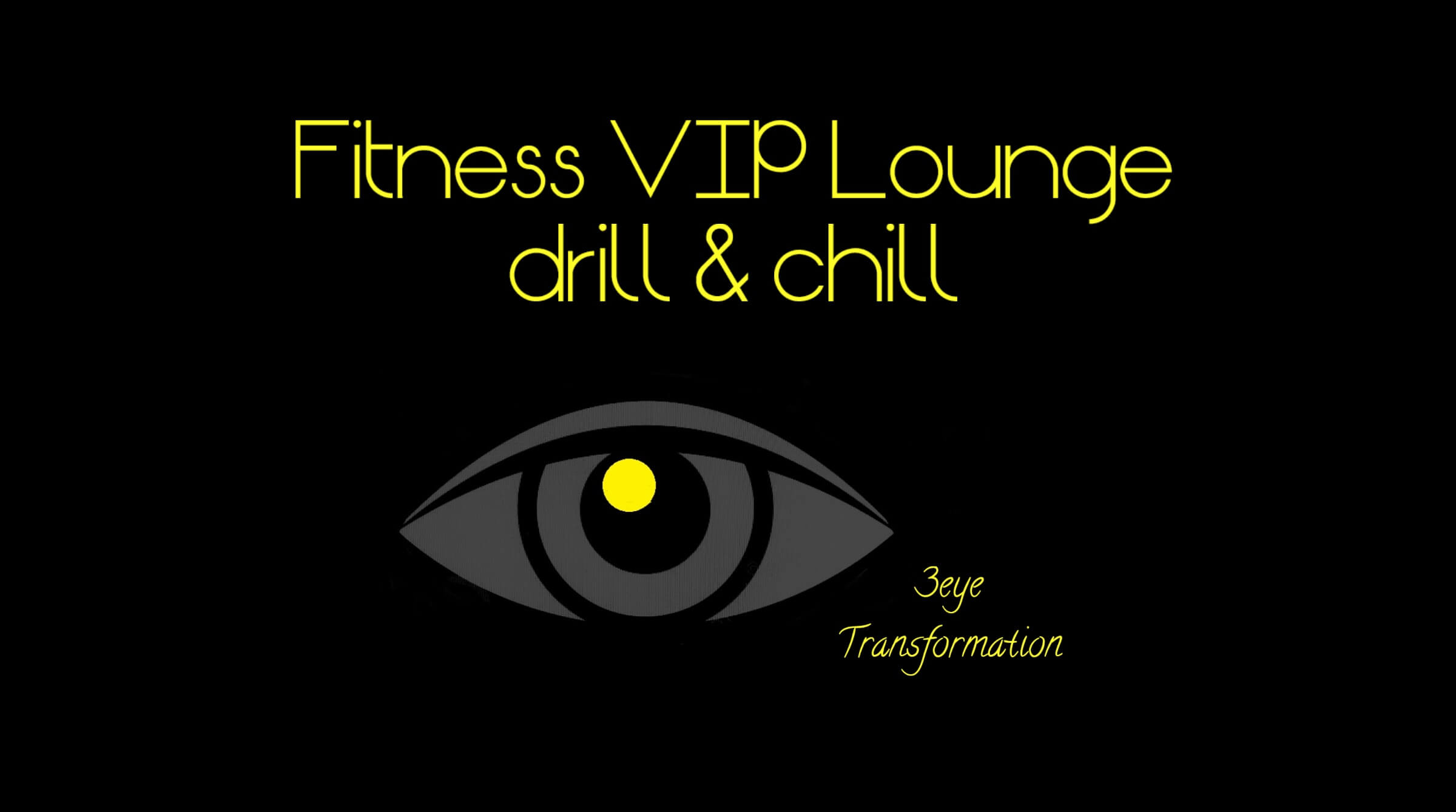 3eye Fitness VIP Lounge